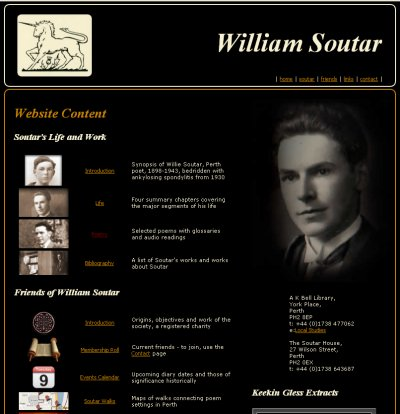 william soutar