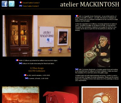 atelier mackintosh